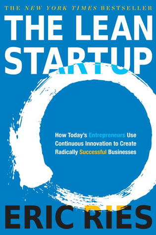 The Lean Startup Books recommended by DOvelopers