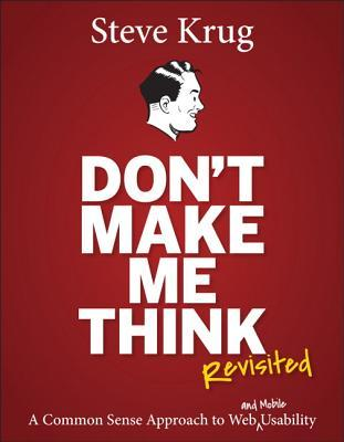 Don't make me think Books recommended by DOvelopers