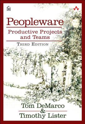 PeopleWare: Productive Projects and Teams Books recommended by DOvelopers