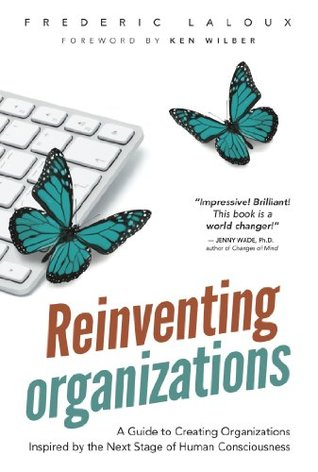 Reinventing Organizations Books recommended by DOvelopers