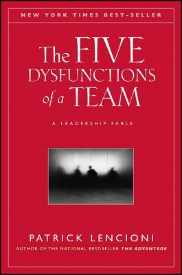 The Five Dysfunctions of a Team Books recommended by DOvelopers