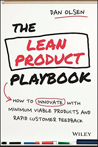 The Lean Product Playbook Books recommended by DOvelopers