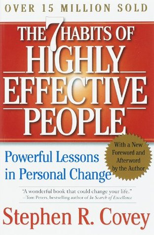 The 7 Habits of Highly Effective People. Books recommended by DOvelopers.