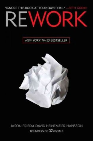 Rework Books recommended by DOvelopers
