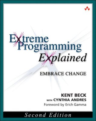 Extremme Programming Books recommended by DOvelopers