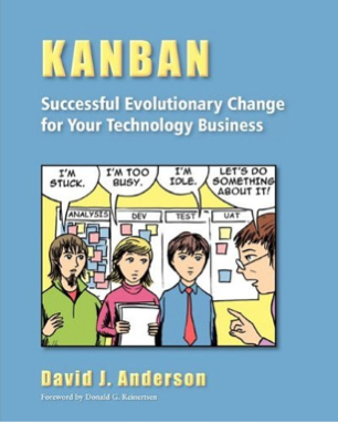 Kanban Books recommended by DOvelopers