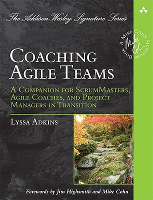 Coaching Agile Teams Books recommended by DOvelopers